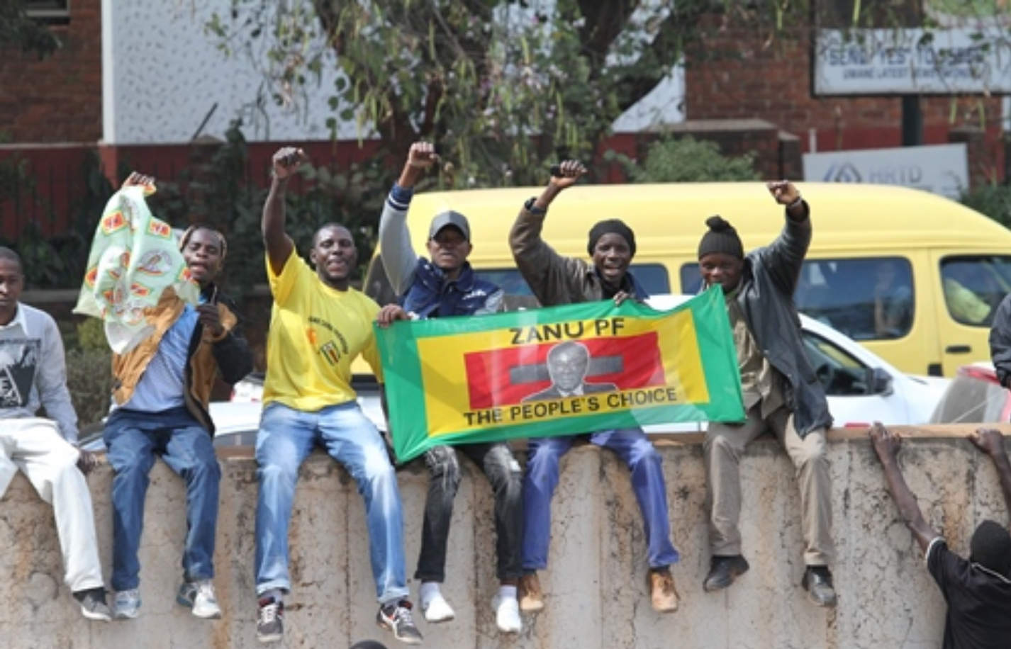 If ZANU PF's finger is not on election trigger, risk of misfire remains HIGH