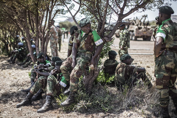 Mozambique war cause influx of war fleeing nationals into ...