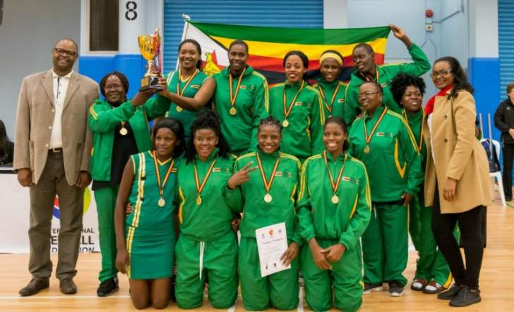 Zimbabwe ladies off to a flyer