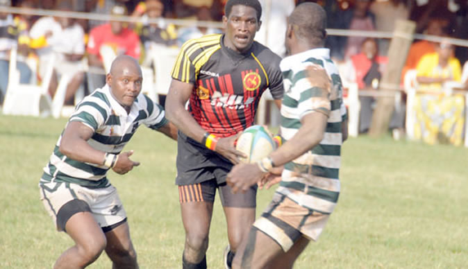 Zimbabwe Sables on a roll