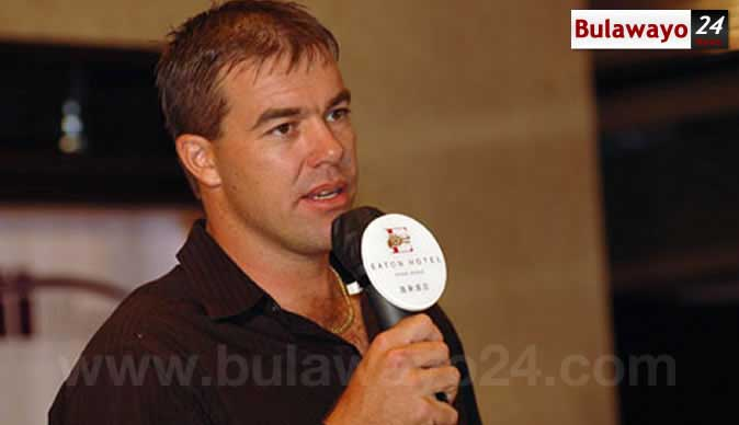 Heath Streak for Ndebele chief!
