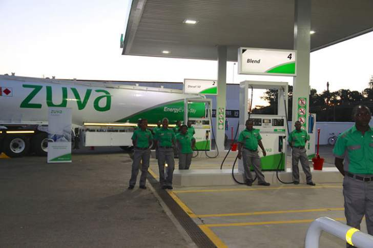 Charging of fuel in US dollars riles motorists, who owns ZUVA?
