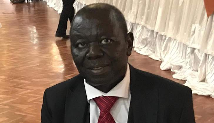 Is Tsvangirai entitled to be in new government?