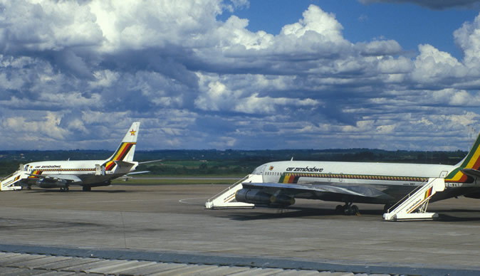 AIR Zimbabwe suspends all flights to London