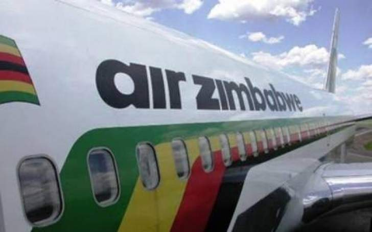 Air Zimbabwe offers reward package