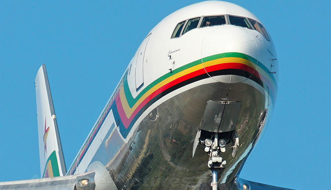 Air Zimbabwe takes delivery of one of the four Airbus planes