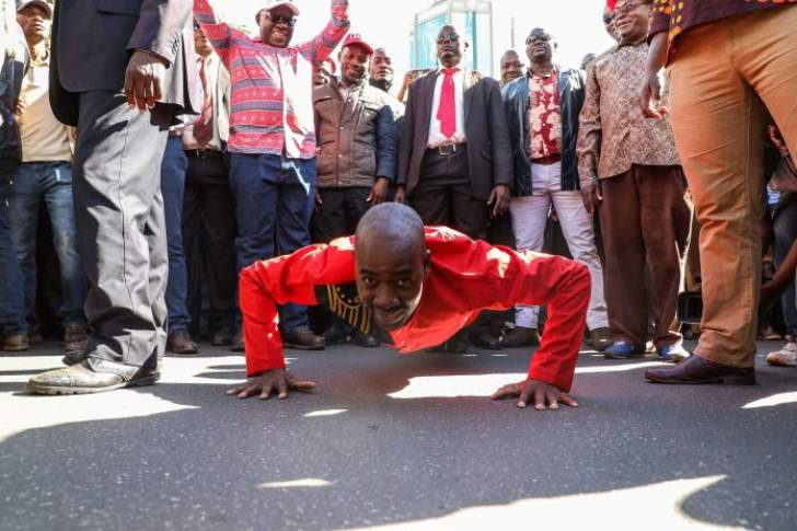 Chamisa in pole position as MDC Alliance congress beckons