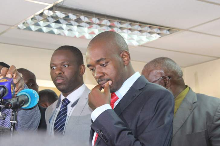 Chamisa's MDC should proffer solutions to crises