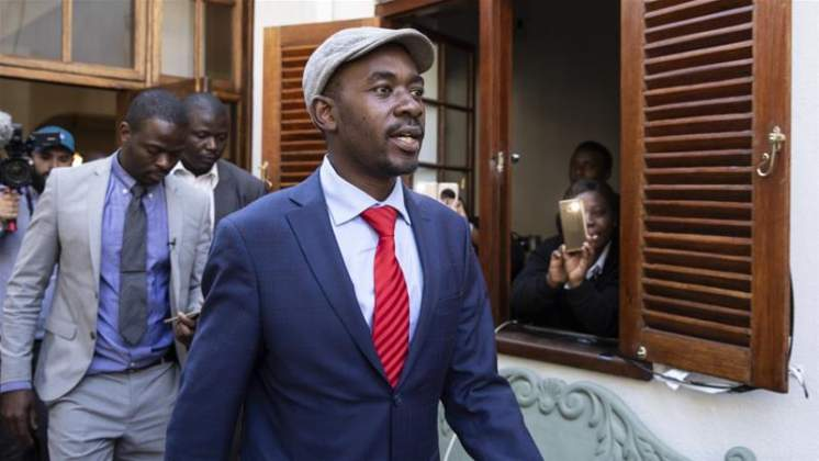 Chamisa needs psychiatric help, says Mliswa