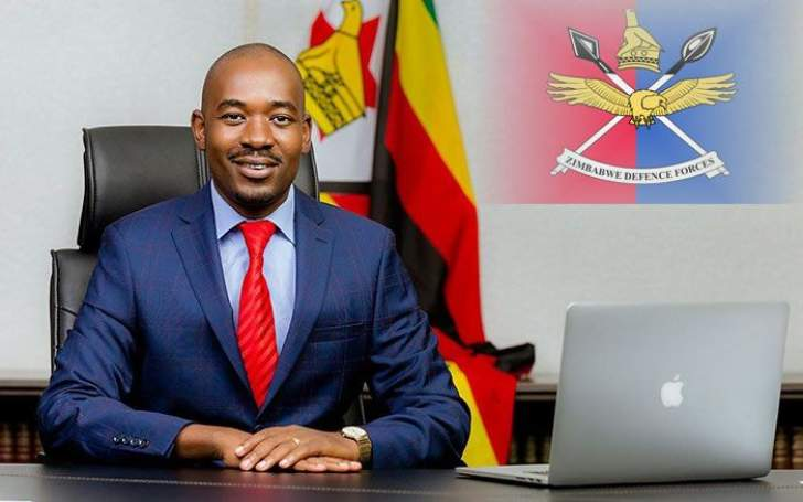 FULL TEXT: Chamisa's Defence Forces Day message