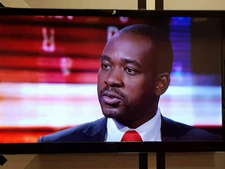 'Chamisa's Alliance plotted a coup against Mnangagwa'