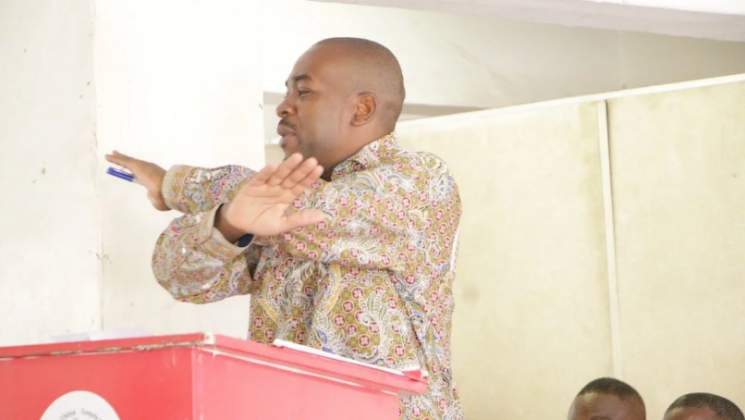 Chamisa and the pretence to unity