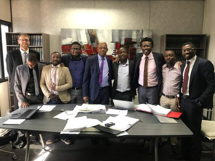 PHOTO: Chamisa's legal team