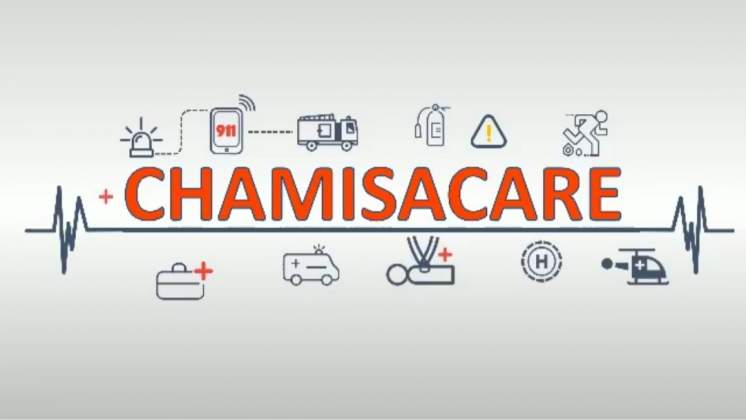 WATCH: Chamisacare to be launched soon