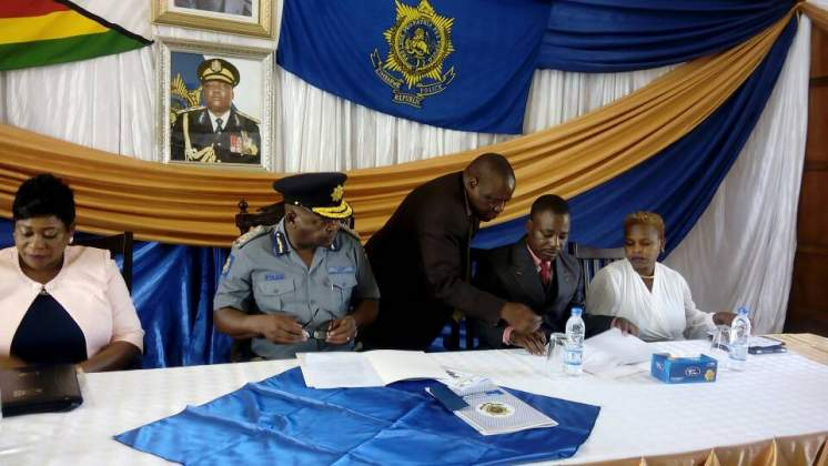 ZRP appoints Charles Charamba and wife as brand ambassadors