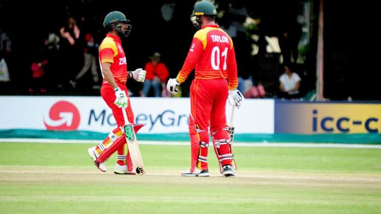 Zimbabwe beat Nepal in World Cup qualifier
