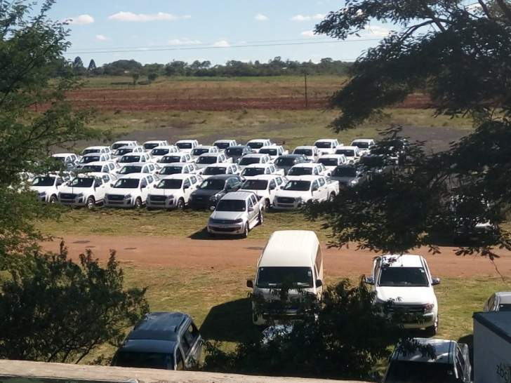 Chiefs' cars not vote-buying