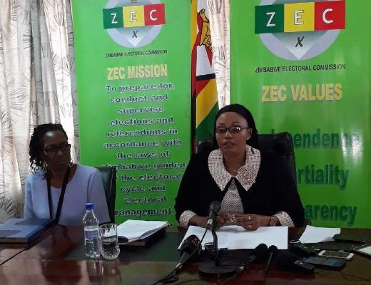 No going back on ballot papers: Zec