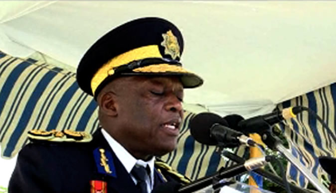 Chihuri warns members of the police force