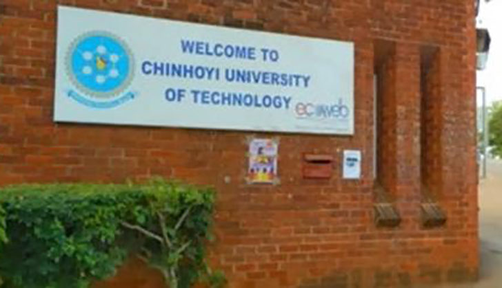 Courses offered at CHINHOYI UNIVERSITY OF TECHNOLOGY ...