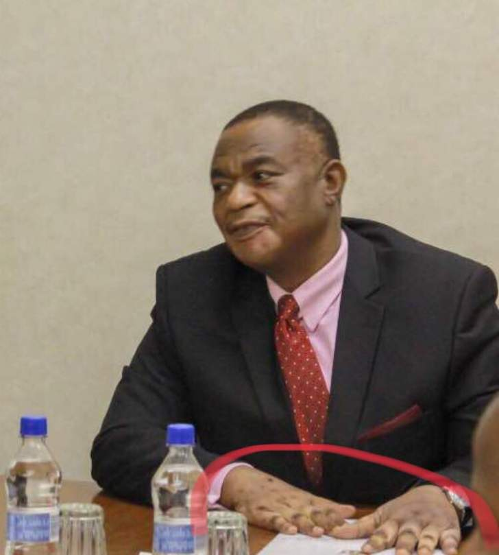 Constantine Chiwenga bleaches, but why?