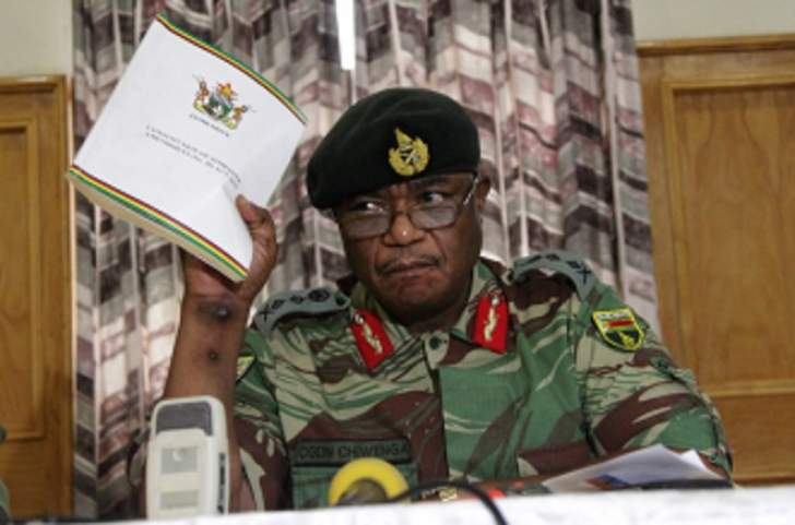 LIVE: Military coup underway in Zimbabwe