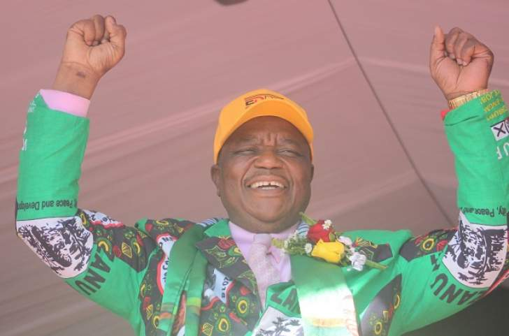 Chiwenga recounts role he played in Mnangagwa's escape