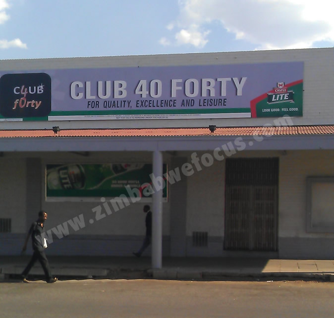 Forty Forty Club Club Forty-40 Zahara After