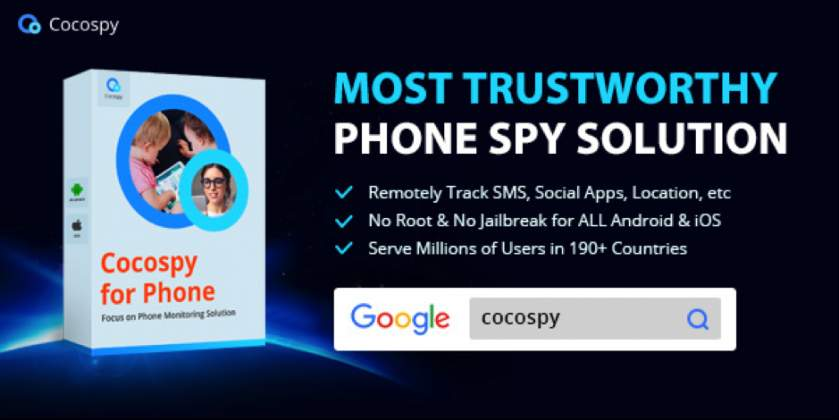 Cocospy Review: Best mobile Spy App for parents and