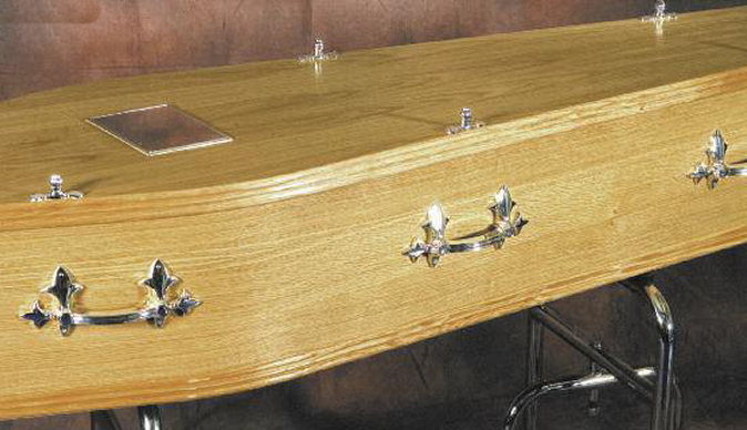 Woman collapse, dies at neighbour's funeral