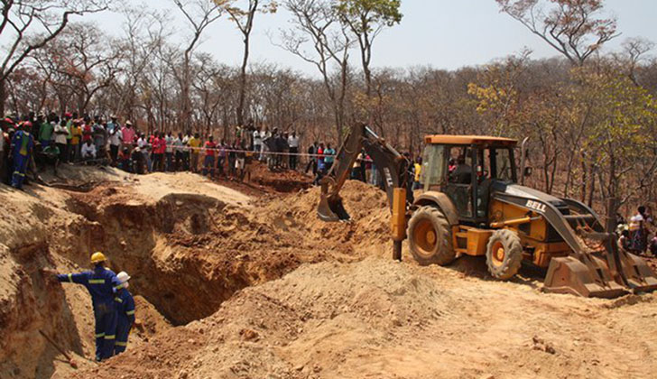 6 bodies retrieved from mine shaft