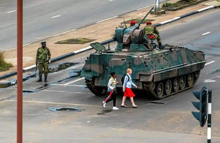 Lessons from the Zimbabwe coup