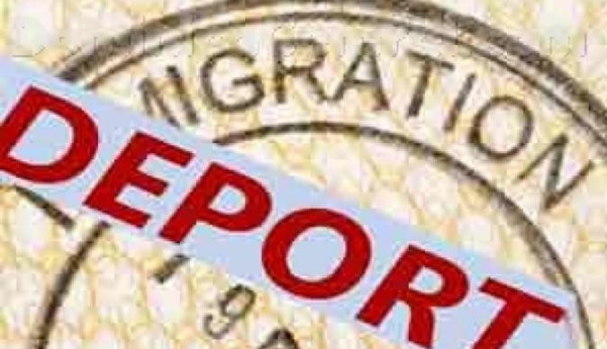 Twenty foreign students deported