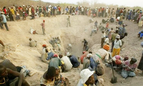 Zimbabwe's civic society group dismisses US forced diamond mining labour claims