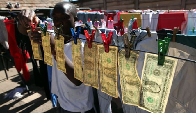 Get Own Currency Us Tells Zimbabwe