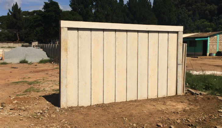 Durawall company launches new pre-stressed steel concrete panel ...