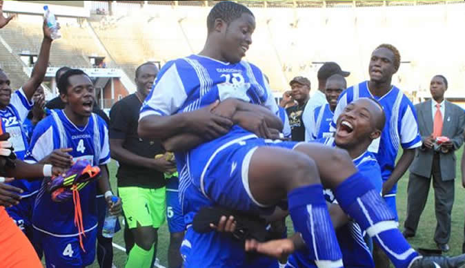 Dembare wants to play Orlando Pirates in a friendly match