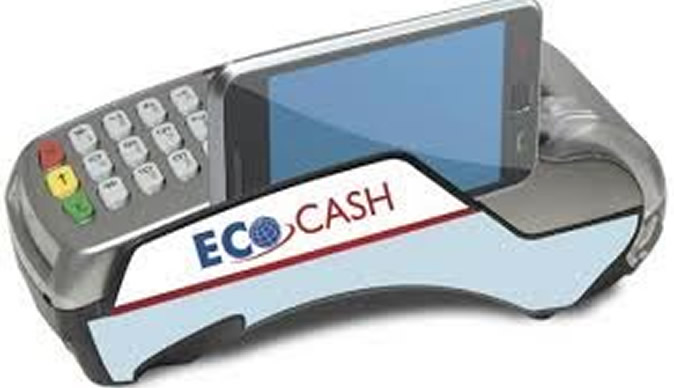 Ecocash and swipe are gradually being phased out