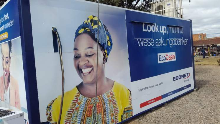EcoCash agents make a killing