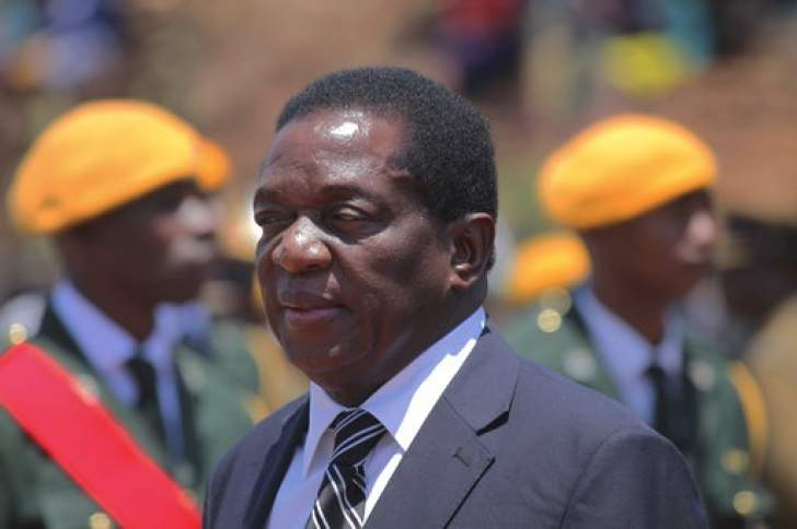 The New Zimbabwean president faces high expectations. will he fulfil them?
