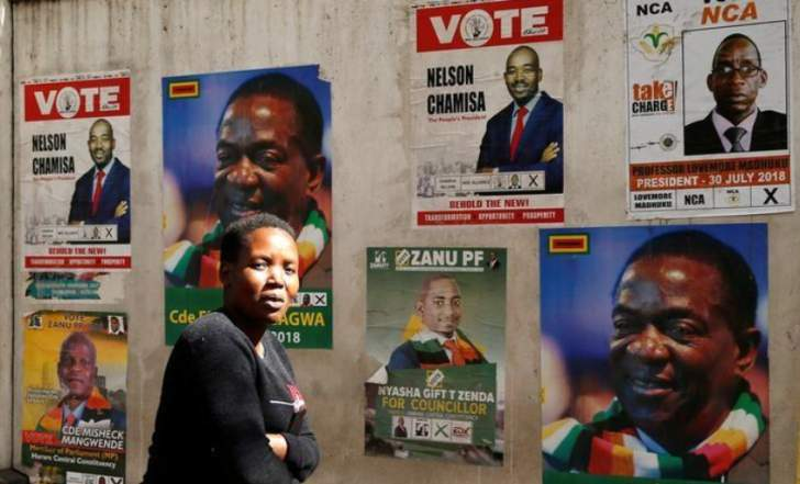 Political parties told to remove campaign posters