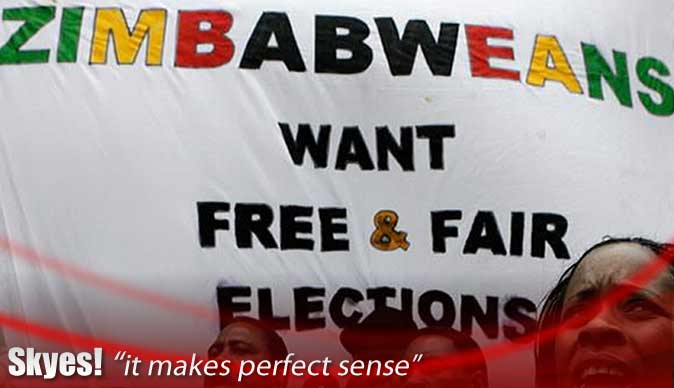 Zimbabweans demand SADC action to bring free and fair elections