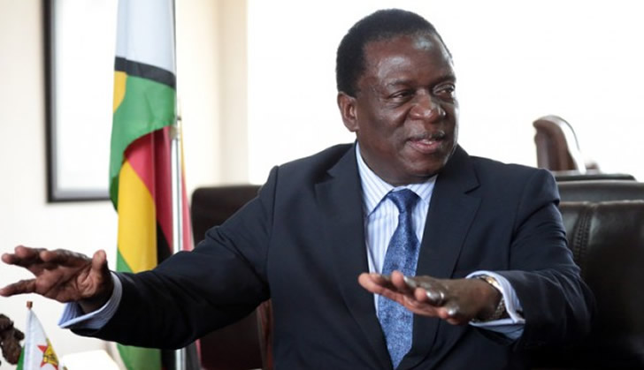 Mnangagwa urges political parties to draw mandate from the people