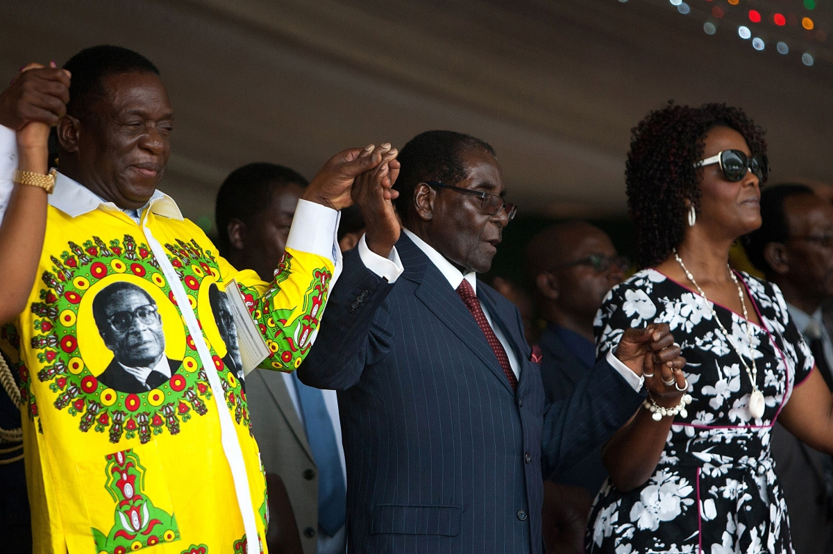 Mnangagwa plots fightback
