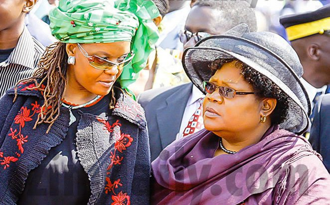 Its time Mai Mujuru started answering many questions
