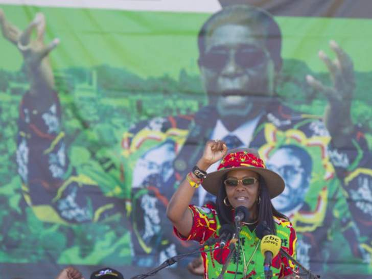 Grace Mugabe linked to $5m bribe request