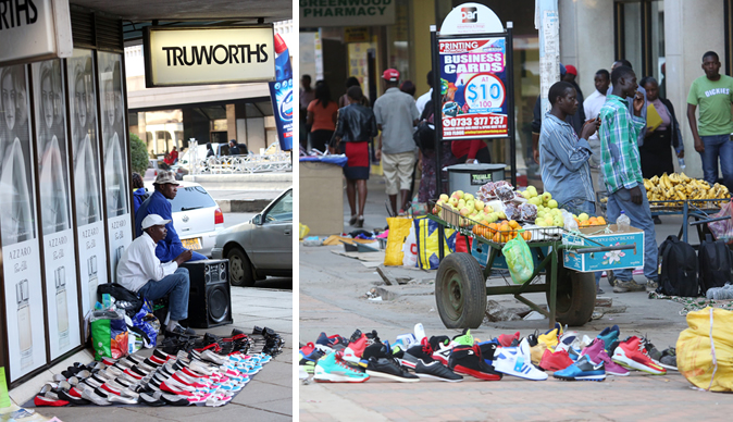clearing vendors off harare streets long over due