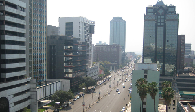 Zimbabwe S New Capital City Starts Taking Shape