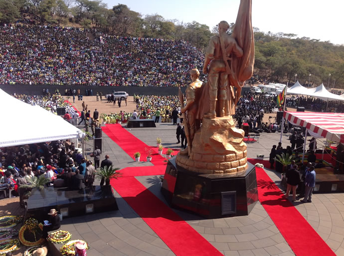 Heroes day commemorations - Live Update