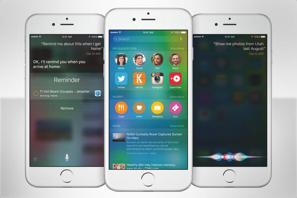 Big upgrades for iOS 9 announced
